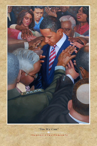 Yes We Can by Henry Battle
